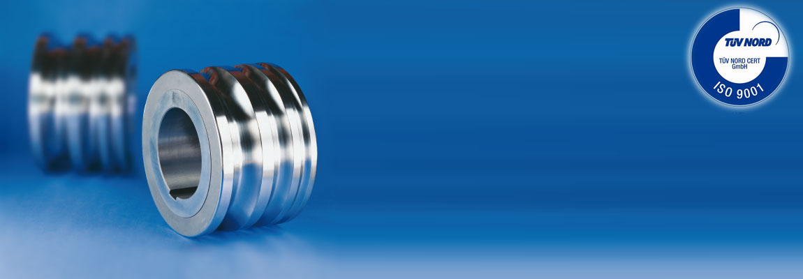 Certificat EN ISO 9001 : 2008